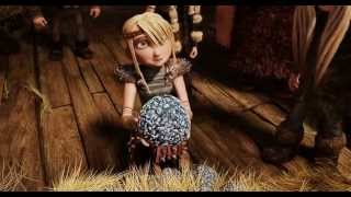 Como entrenar a tu dragon - El Regalo De Furia Nocturna (2011)español