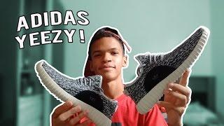 Unboxing Adidas Yeezy - Mercado Livre
