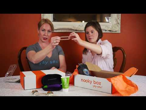 Nooky Box Unboxing Video: Sex Is Healthy