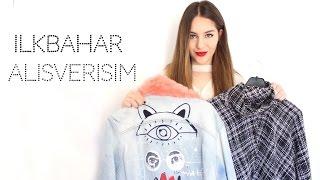 İlkbahar Alısverişim | Zara,Mango,Trendyol,Silk&Casmere