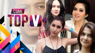 Cumi TOP V: 5 Skandal Artis Indonesia Paling Memalukan