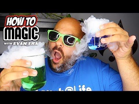 10 Amazing Science Magic Tricks