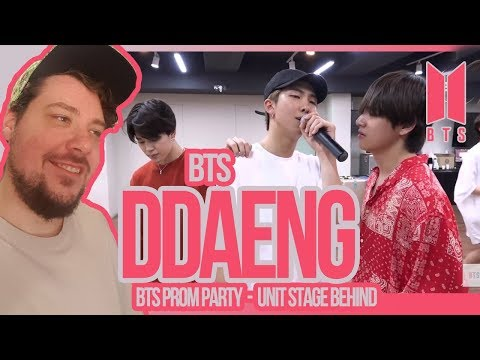 Download Lagu Mikey Reacts to BTS 'PROM PARTY - UNIT STAGE BEHIND - 땡 DDAENG' MP3
