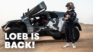 Can Sebastien Loeb Win the Dakar Rally As A Privateer? | Dakar Rally 2019