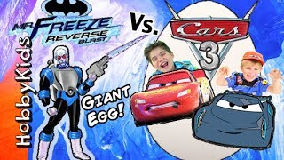 Giant ICE CAVE Dream Adventure with HobbyKids