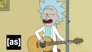 Tiny Rick Song | Rick and Morty | Adult Swim