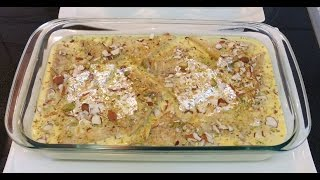 Shahi Tukray شاہی ٹکڑے / Cook With Saima