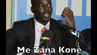 Me Zana Koné, affaire Ras Bath