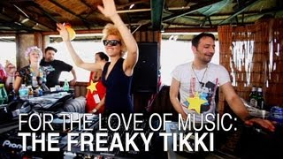 For the Love of Music: The Freaky Tikki