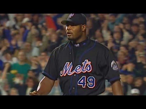 1999NLCS Gm4: Benitez secures Mets victory