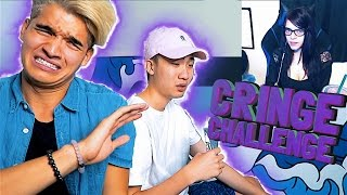 TRY NOT TO CRINGE CHALLENGE!!