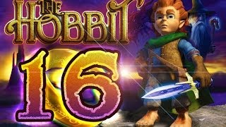 The Hobbit - Video Game 100% Walkthrough - (PS2, GCN, XBOX, PC) - Part 16 - ENDING