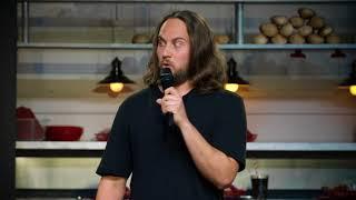 Zoltan Kaszas accidentally got emotional at his wedding - Dry Bar Comedy