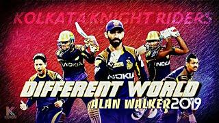 Kolkata Knight Riders ~ DIFFERENT WORLD 2019 | Best Moments | HD