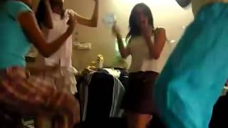 sexy drunk hot indian college girls dancing