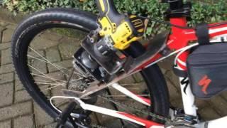 Drill on My Bicycle (Bor di sepeda)