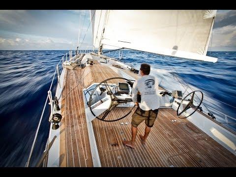 Atlantic crossing on Wally 100 Indio with VOR sailors