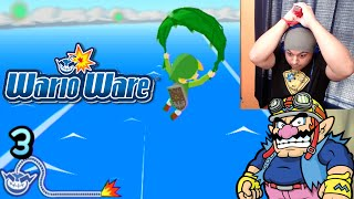 THIS GAME MAKE YOU TIRED AS F#%K! [WARIOWARE: SMOOTH MOVES]