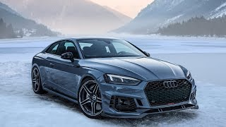 The ULTIMATE new RS5? - 2018 AUDI RS5-R (530hp/690Nm/BiTurbo) ABT - 1/50 limited edition