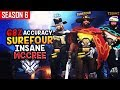 Download Video Download 68% ACCURACY | SUREFOUR's NUTTY MCCREE 59 ELIMS [S6 TOP 500] 3GP MP4 FLV
