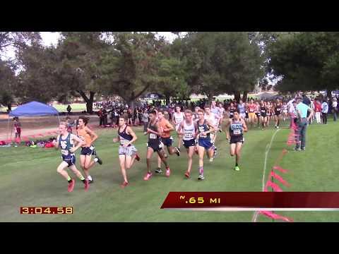 2018 Stanford XC Invitational - Seeded Boys 5k Race