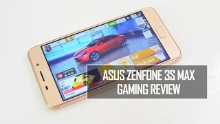 ASUS Zenfone 3S Max (ZC521TL) Gaming Review with Heating Test