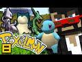 Minecraft Pokemon Ep 8 F U Squirtle
