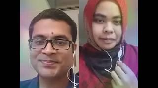 Oi Tor Mayabi Chokh - Zashiur & Aliza Yusni
