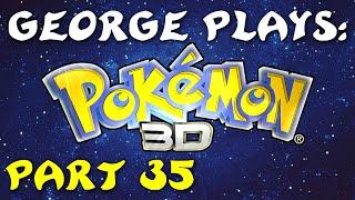 Pokemon 3D - Part 35 - Gym Leader Chuck Part 1!