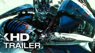 TRANSFORMERS 5: The Last Knight NEW TV Spots & Trailer (2017)