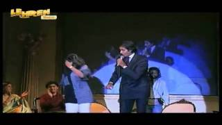 Amitabh Sings To Entertain!