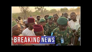 Breaking News - El- Rufai alleges plan to 'wipe out' some Kaduna communities