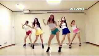 PSY-GANGNAM STYLE Waveya (Korean dance team)