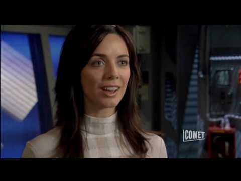 Stargate Atlantis Fran Activates On The Replicator Planet