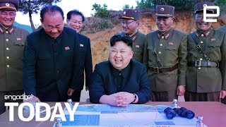 Microsoft and Facebook help defang North Korea's hacking capabilities | Engadget Today