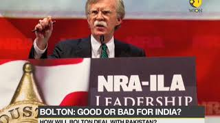 US new security advisor John Bolton: Good or bad for India?