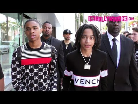 Xxx Mp4 YBN Nahmir Amp YBN Almighty Jay React To XXXTentacion 39 S Passing While Shopping On Rodeo Drive 3gp Sex
