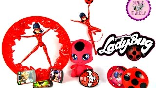 Prodigiosa: Las aventuras de Ladybug JUGUETES en Español
