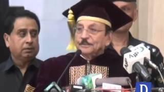 CM sindh Qaim Ali Shah funny speech