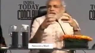 Modi views for Muslims