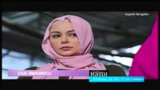 Promo Dia Imamku, telemovie khas maulidur rasul