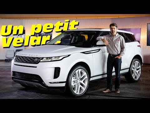 Land Rover Range Rover Evoque 2 2019 nos impressions à bord