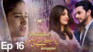 Meray Jeenay Ki Wajah - Episode 16  APlus uploaded on 03-07-2017 31161 views