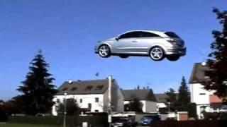 سيارة تطير