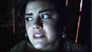 Pretty little liars - Aria in the box