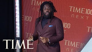 Jason Reynolds On Only Recognizing People Of Color Who Are 'Convenient To Love' | TIME 100 NEXT