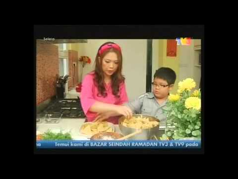 Selera TV3 13 July 2013 Bersama Lya Uzir - Episode 10