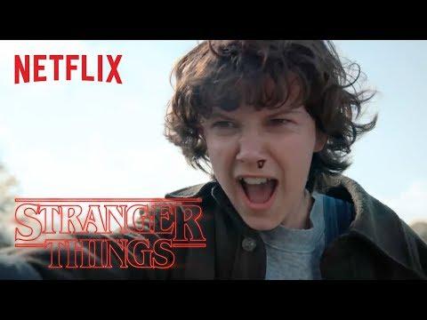 Stranger Things 2 Final Trailer HD Netflix