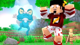 Minecraft: FROAKIE EVOLUIU - POKEMON Ep.4 ‹ AMENIC ›