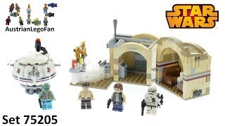 Lego Star Wars 75205 Mos Eisley Cantina - Lego Speed Build Review